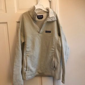 Patagonia Better Sweater Snap Neck Pullover